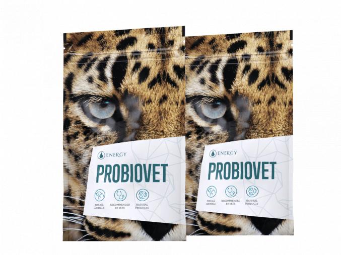 Veterinární přípravek Probiovet 2set od Energyvet