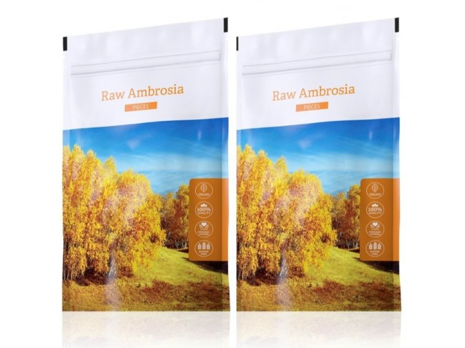 Raw Ambrosia pieces 2set od Energy