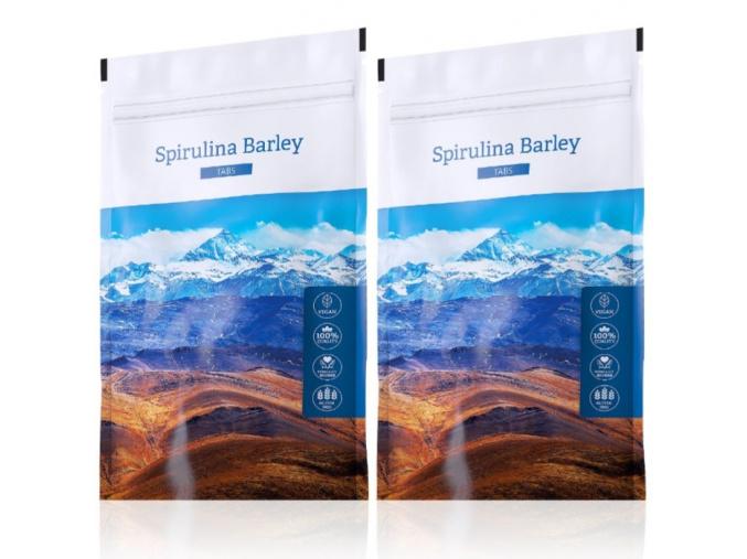 Spirulina Barley 2set od Energy