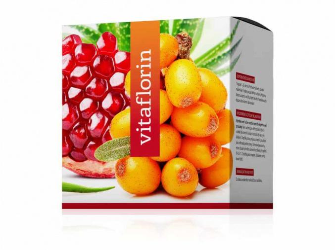 Doplněk stravy Vitaflorin od Energy