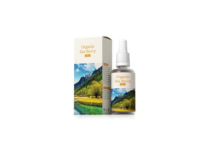 Olej z plodů rakytníku - Organic Sea Berry oil od Energy