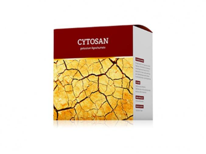 Regenerační přípravek s humáty Cytosan od Energy