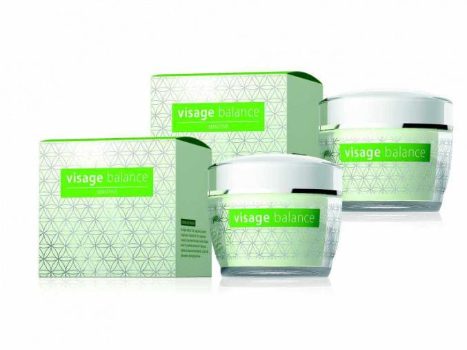 Pleťová maska Visage Balance 2set od Energy