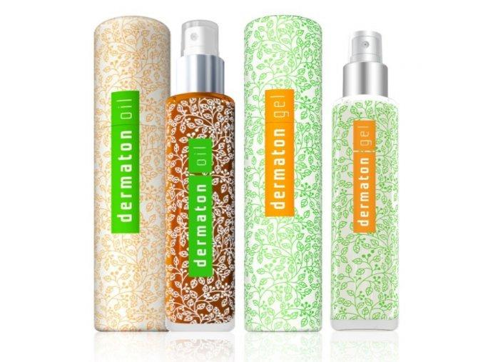 Dermaton oil a Dermaton gel od Energy