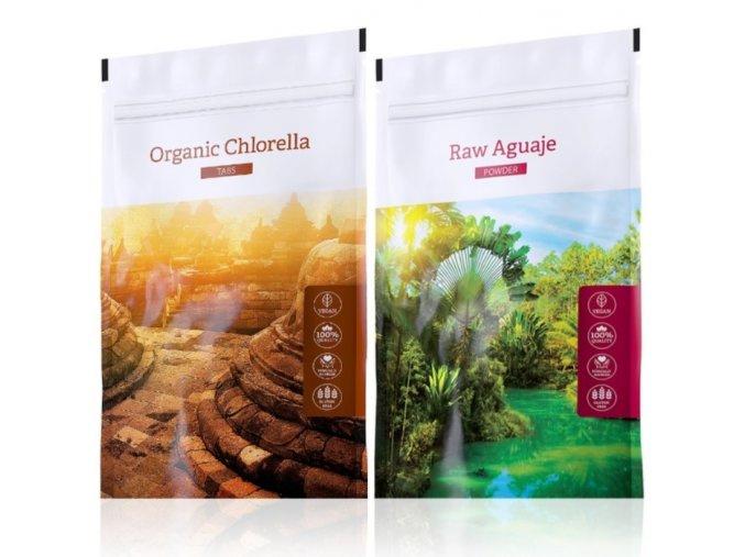 Organic Chlorella a Aguaje od Energy