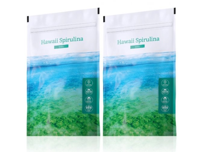 Hawaii Spirulina tabs 2set od Energy