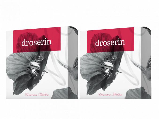Přírodní mýdla Droserin 2set od Energy