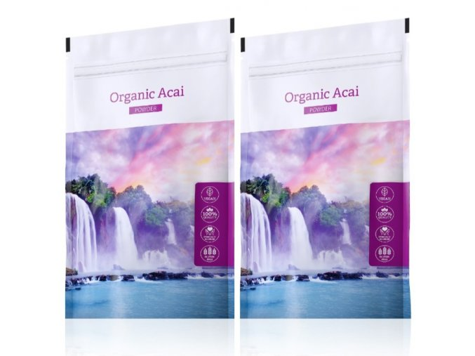 Organic Acai powder 2set od Energy
