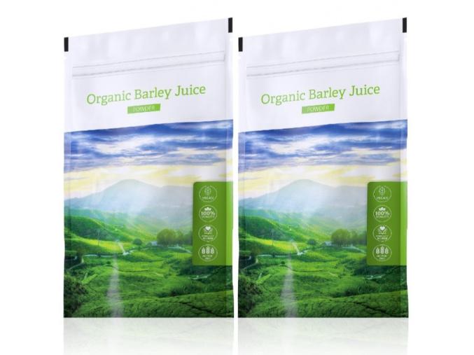 Zelený ječmen Barley Juice power od Energy