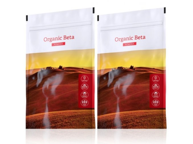 Organic Beta powder 2set od Energy
