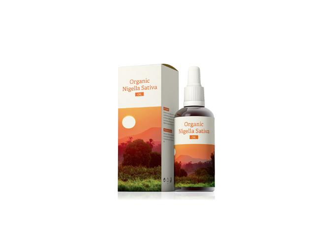 olej ze semen Černuchy seté Organic Nigella Sativa od Energy