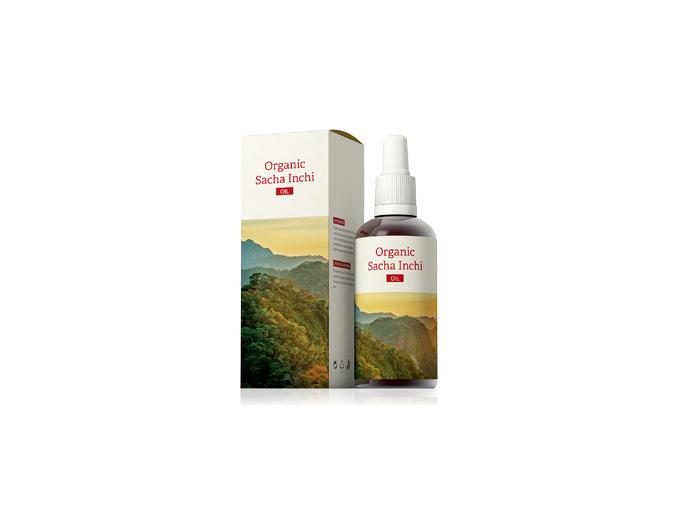 Olej Organic Sacha Inchi od Energy