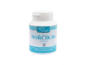 Přírodní kapsle Hořčík a vitamín B6 od Serafinu