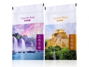 Organic Acai powder a Maca Caps od Energy