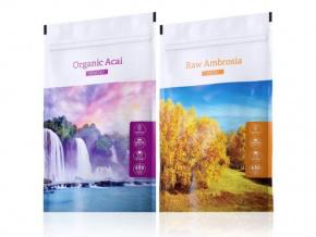 Organic Acai powder a Ambrosia od Energy