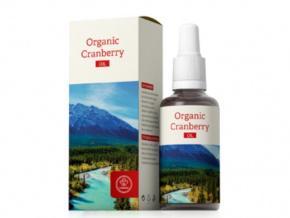 Kanadská brusinka Organic Cranberry oil od Energy