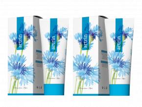 Terapeutické krémy Artrin 50 ml 2set od Energy