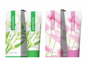 Terapeutické krémy Protektin a Ruticelit 50 ml od Energy