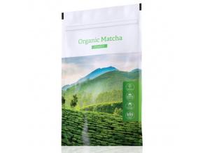 Jemný zelený čaj Organic Matcha powder od Energy