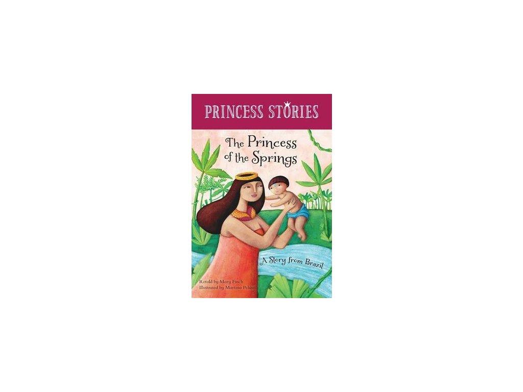 2265 princess stories the princess of the springs