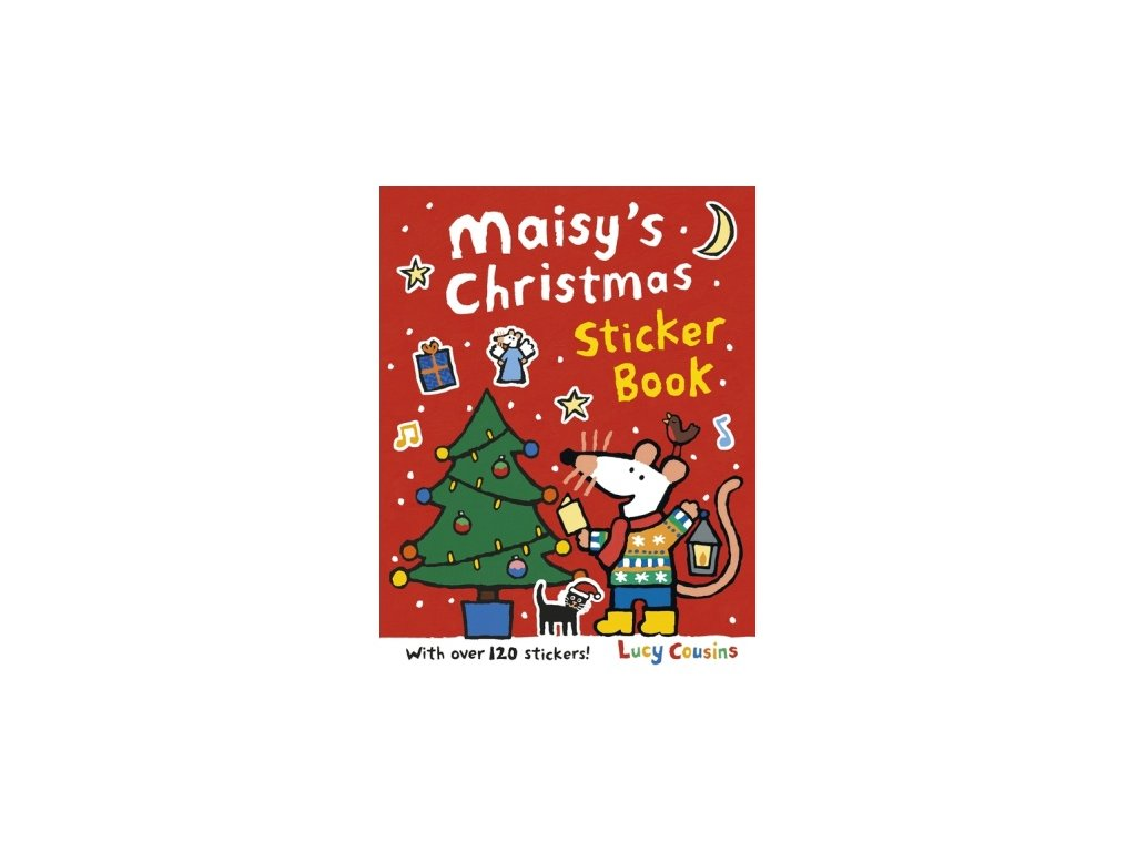 Maisy´s Christmas sticker book