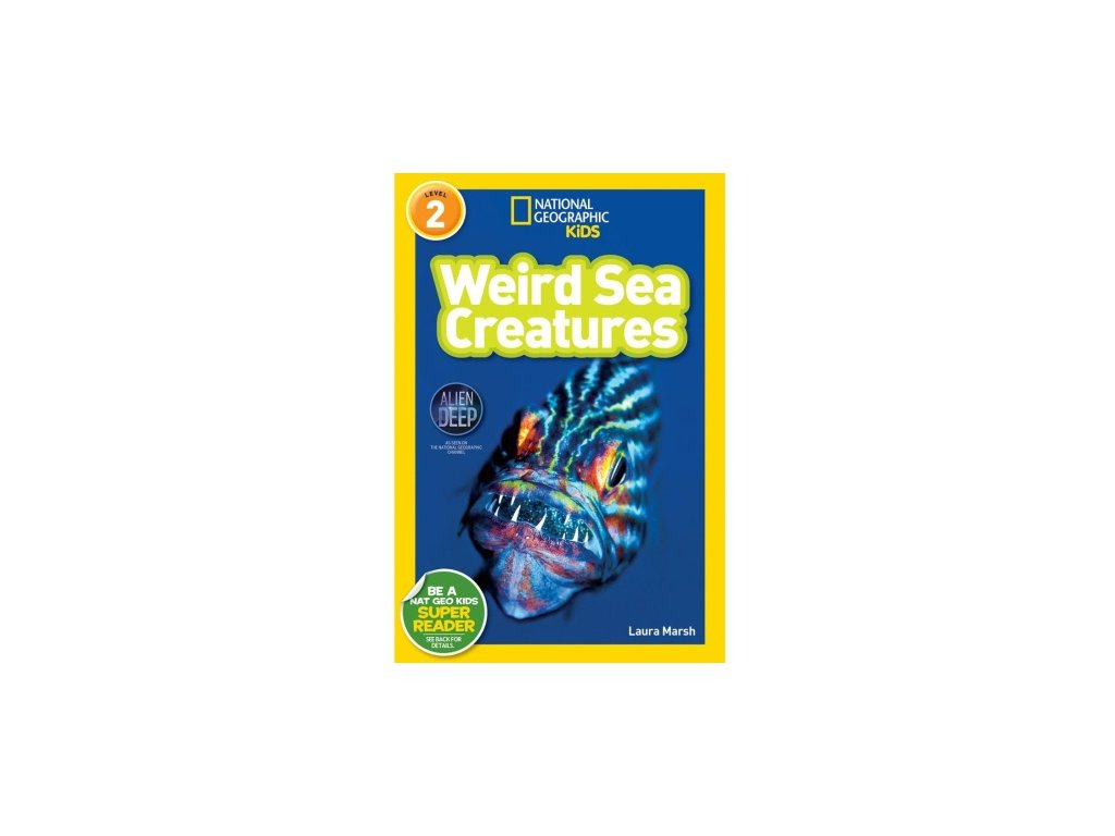 3003 weird sea creatures level 3