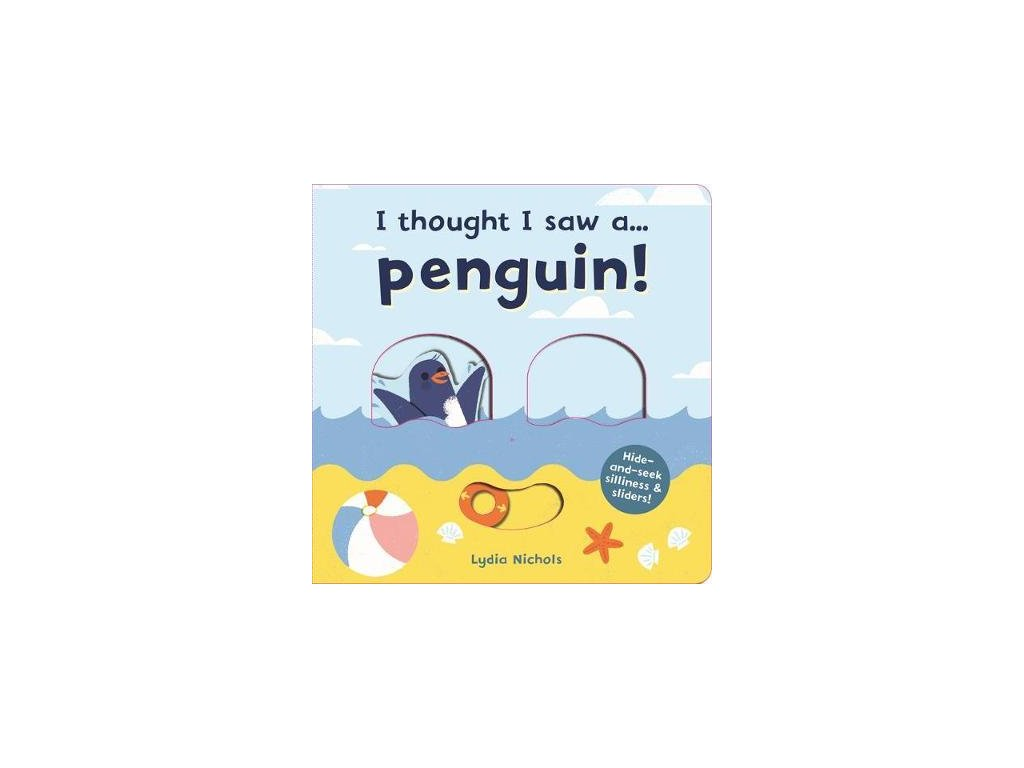 3126 i thought i saw a penguin
