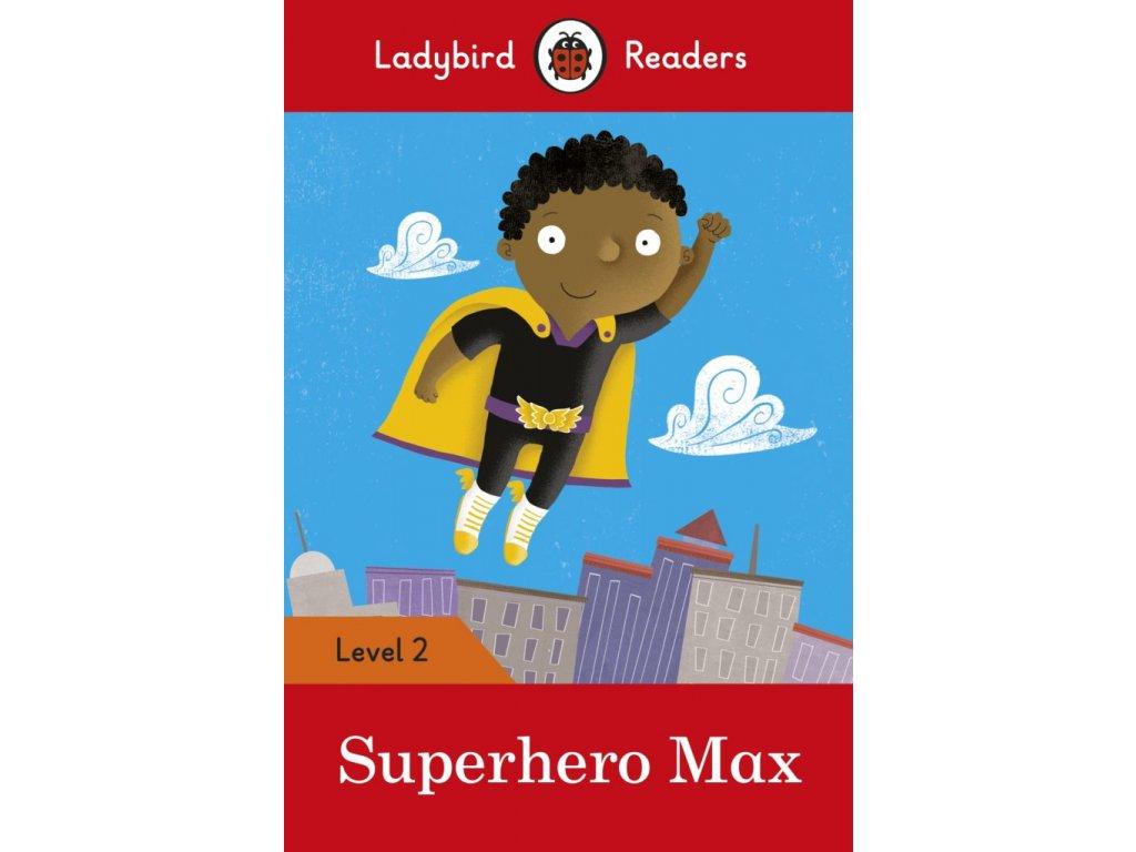 3252 superhero max ladybird readers level 2