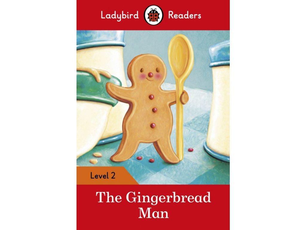 3267 the gingerbread man ladybird readers level 2