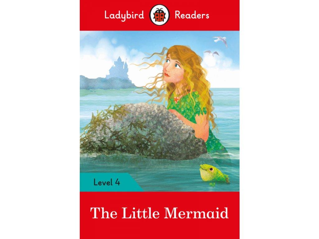 3270 the little mermaid ladybird readers level 4
