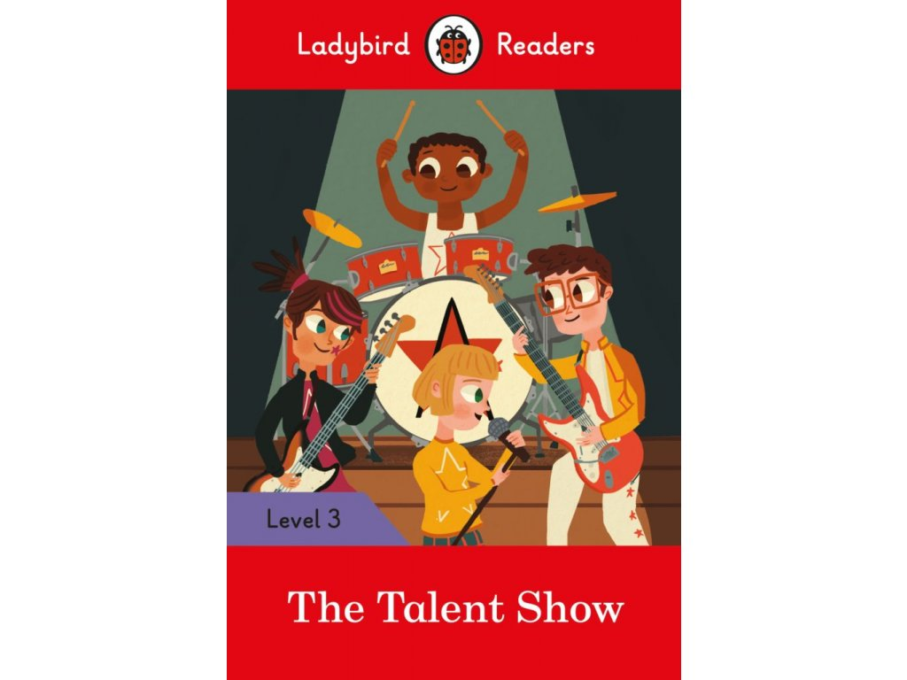 3282 the talent show ladybird readers level 3