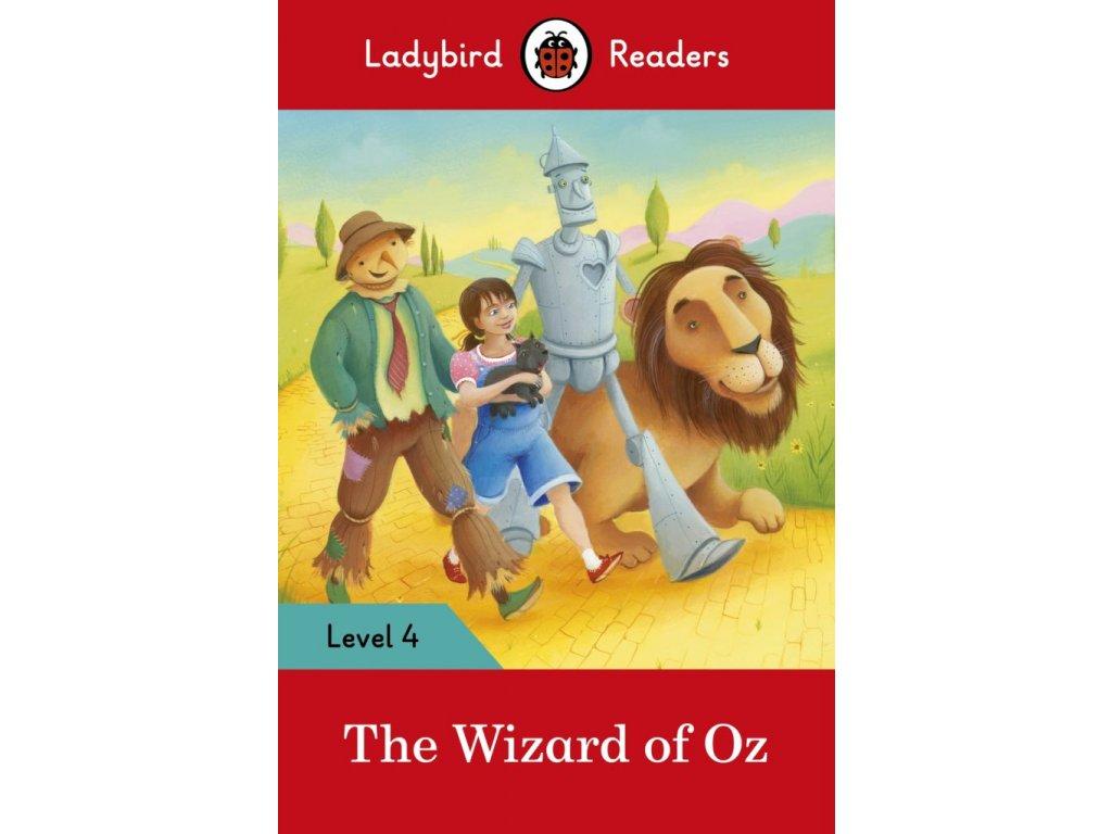 3285 the wizard of oz ladybird readers level 4