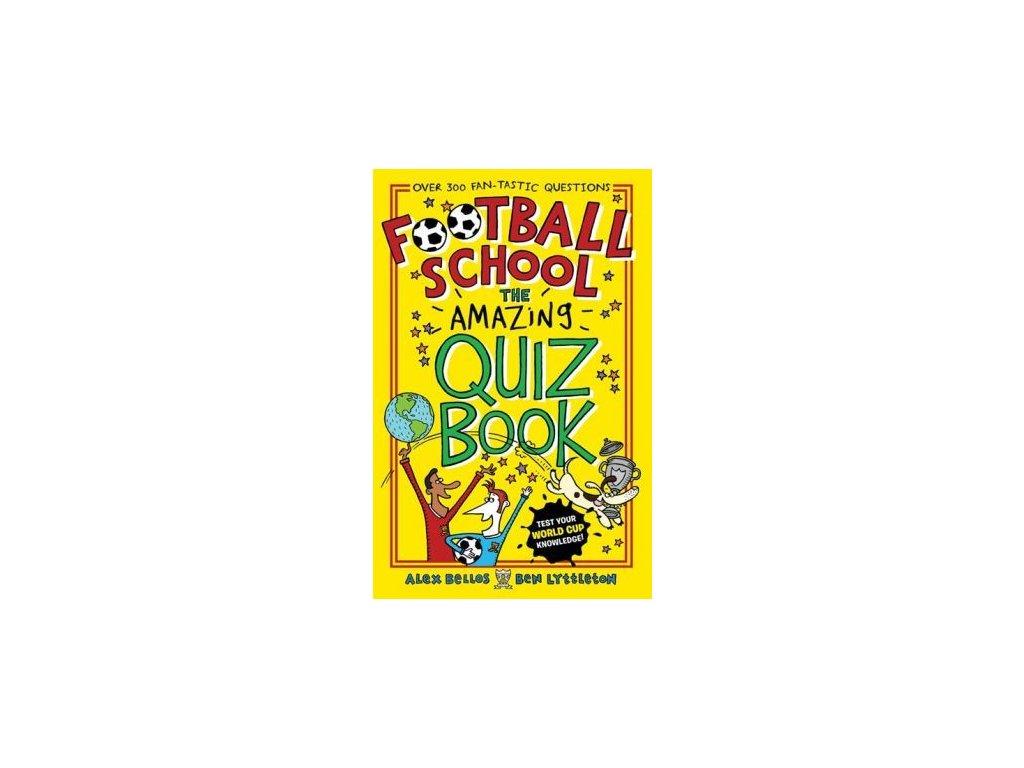 3465 football school the amazing quiz book