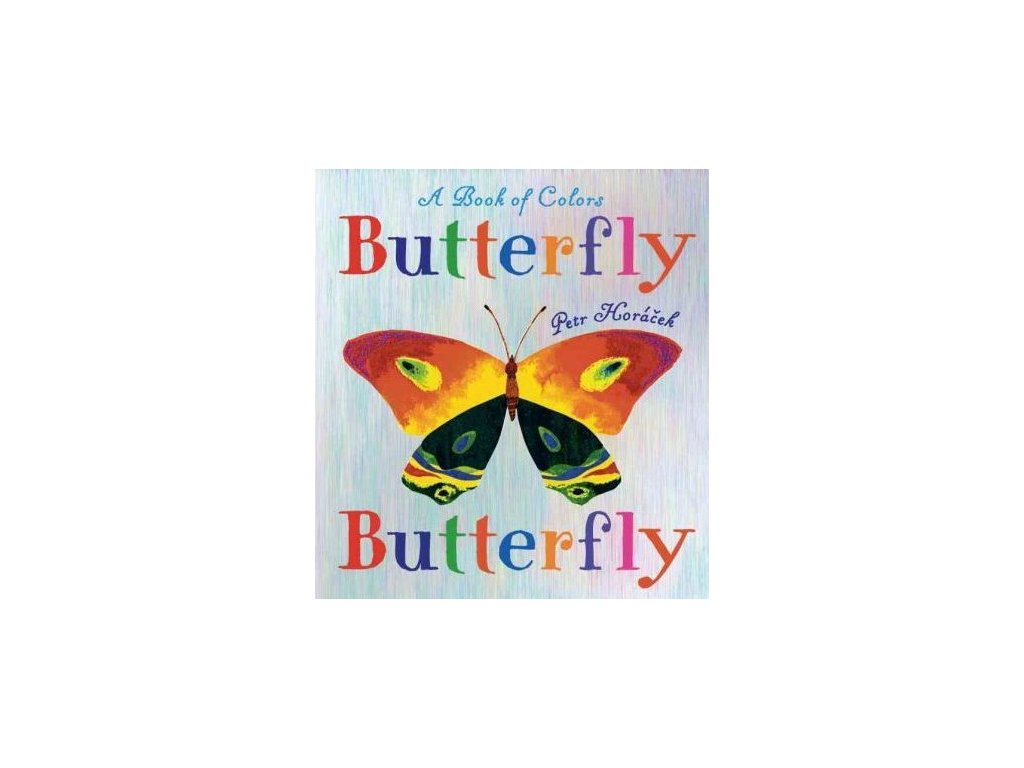 3474 butterfly butterfly a book of colors