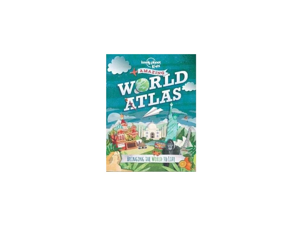 3495 amazing world atlas bringing the world to life