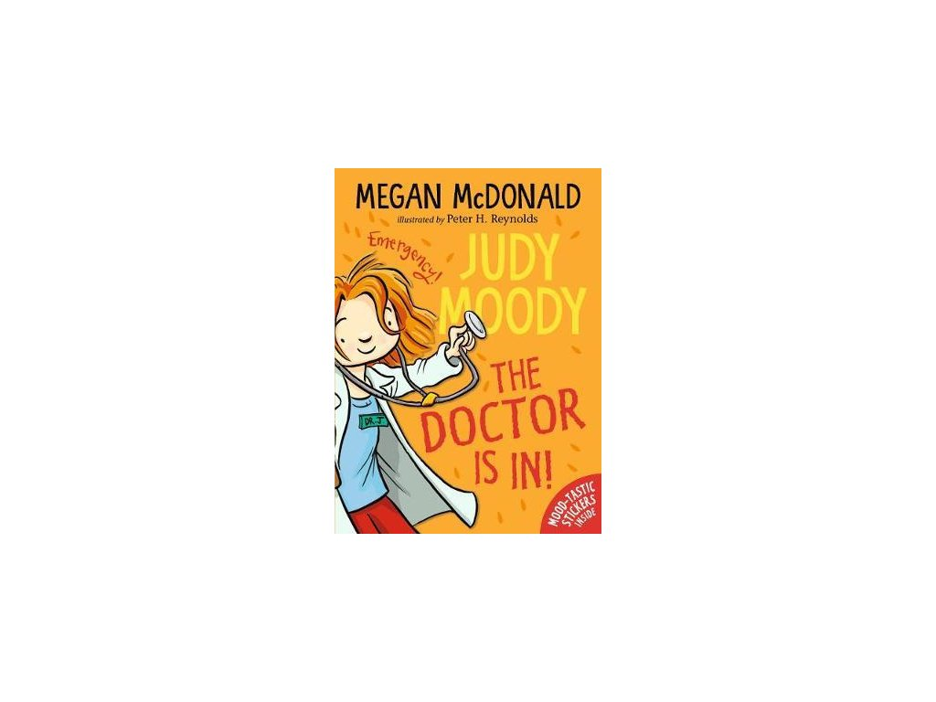 3738 judy moody the doctor is in