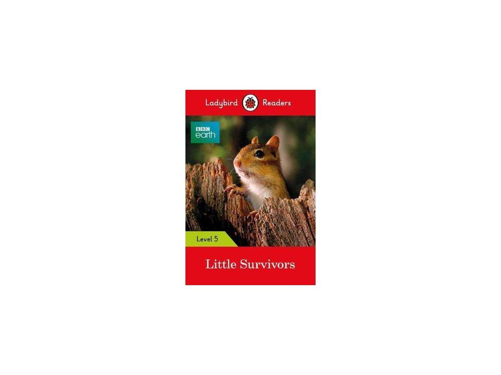 3825 ladybird readers level 5 bbc earth little survivors