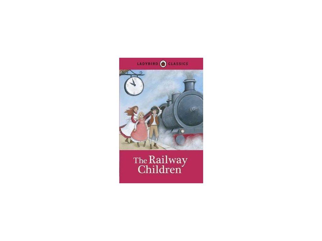 4281 ladybird classics the railway children