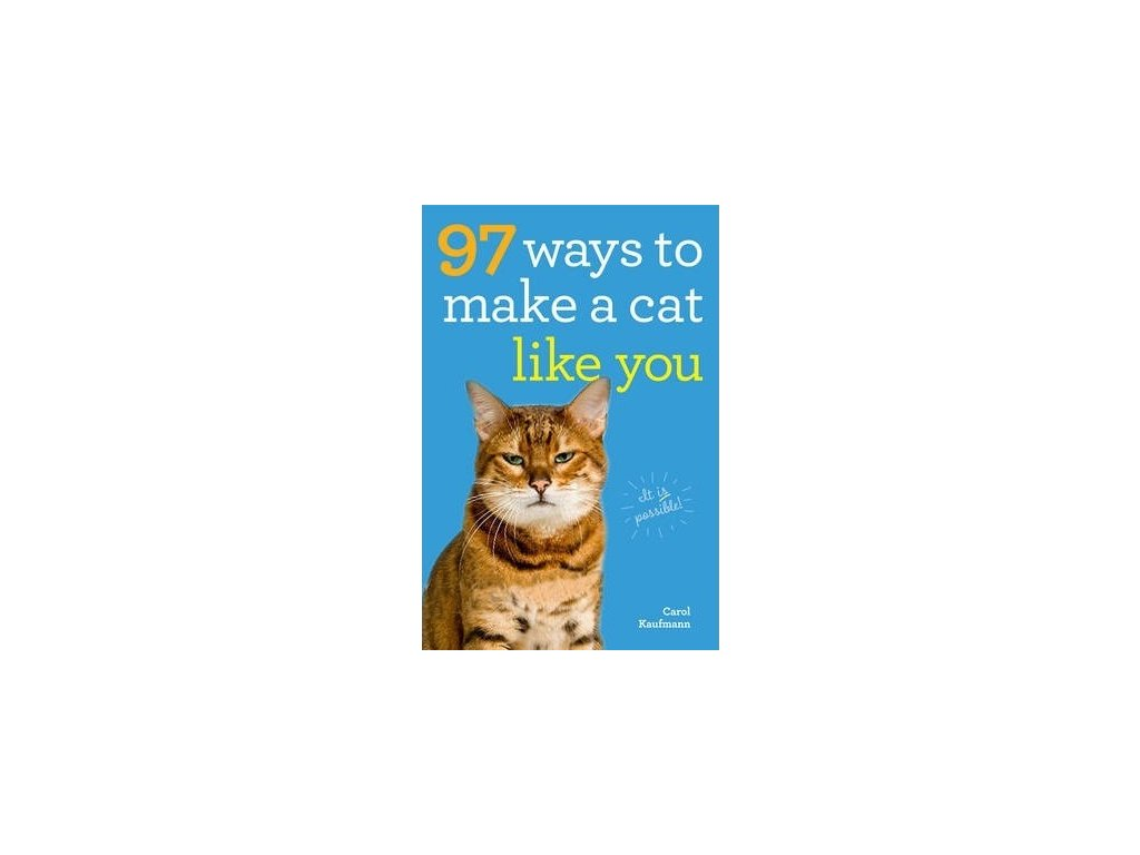 4799 97 ways to make a cat like you