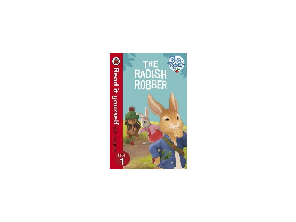 5003 peter rabbit the radish robber read it yourself with ladybird