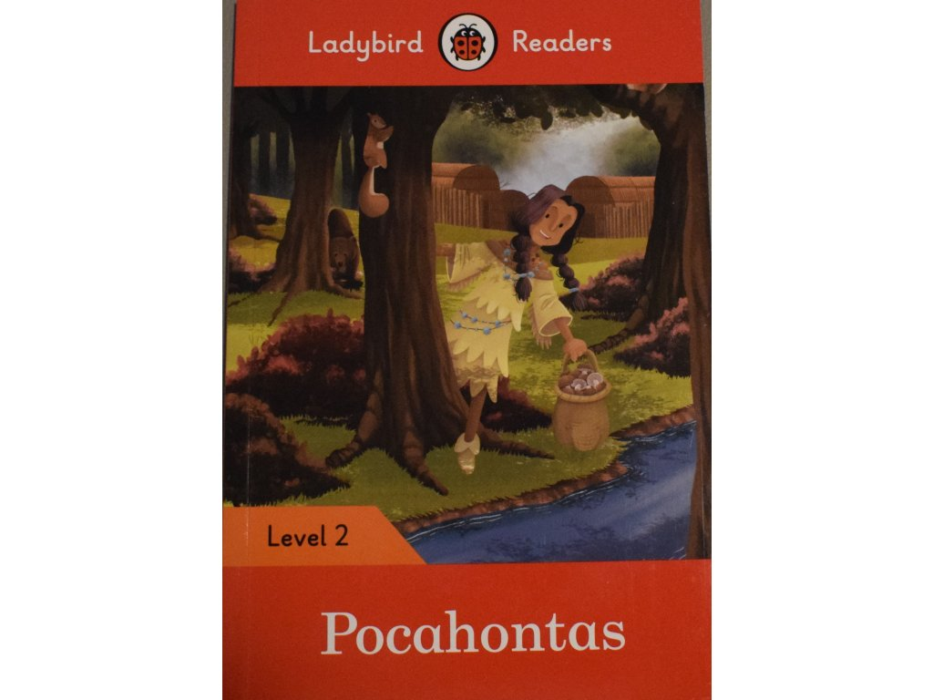 Pocahontas: Level 2 (Ladybird Readers)
