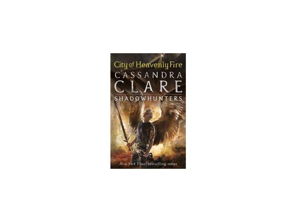 5483 the mortal instruments 6 city of heavenly fire