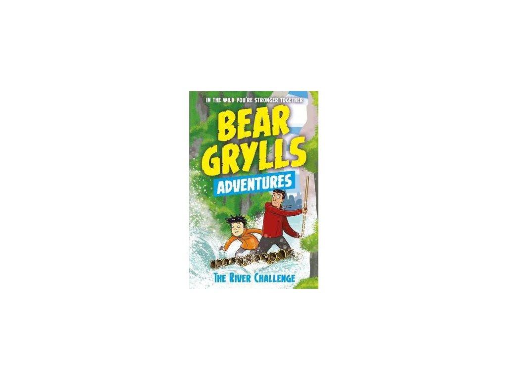 5504 a bear grylls adventure 5 the river challenge