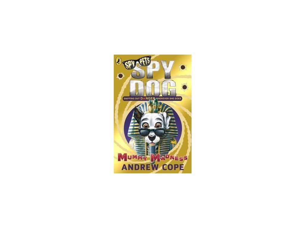 5630 spy dog mummy madness