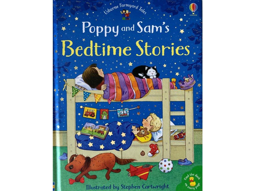 Poppy and Sam´s Bedtime stories