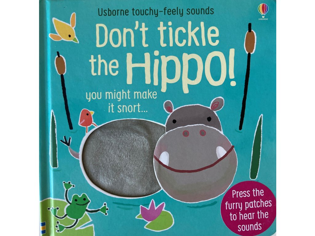 Don´t tickle the Hippo you might make it snort