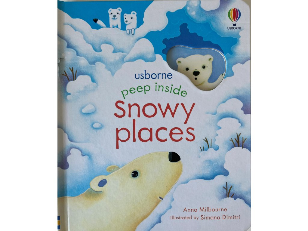 Snowy places
