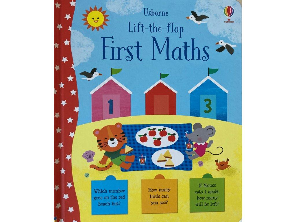 Lift-the-flap First Math