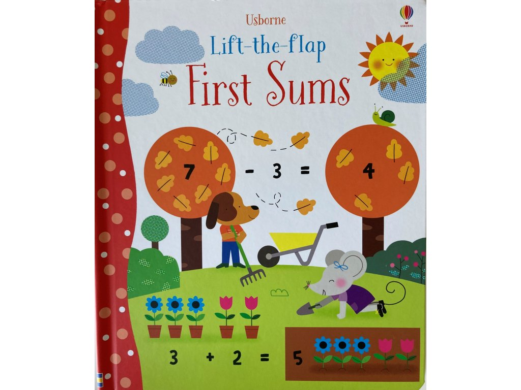 Lift-the-flap First Sums