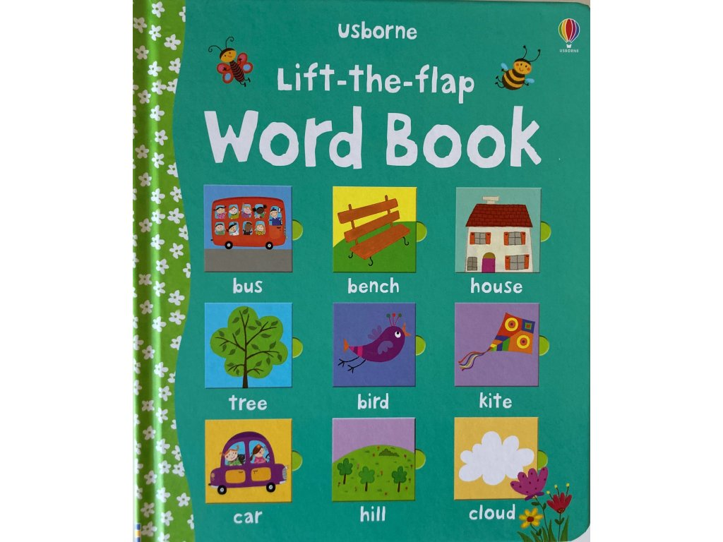 Flip-the-flap Word Book